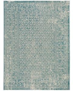 Alfombra Antique Turquesa